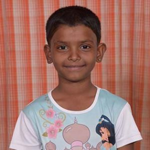 P. Reshma_A Orphan Person in need