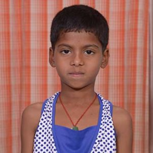 Challa Maneesha_A Orphan Person in need