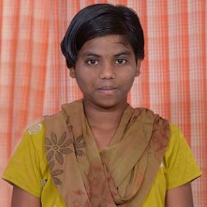 M. MOUNIKA_A Orphan Person in need