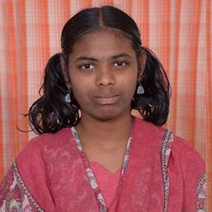 M. Lakshmi_A Orphan Person in need
