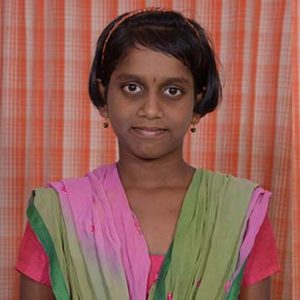 P. Sireesha_A Orphan Person in need