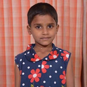 G. Revathi_A Orphan Person in need