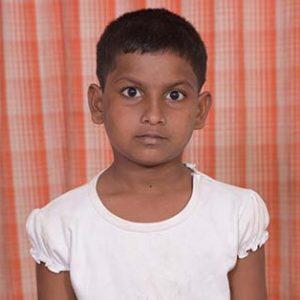 M. Rajeshwari (Raji)_A Orphan Person in need