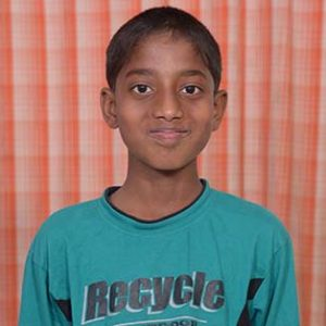 Namula Sumanth_A Orphan Person in need