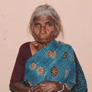 P Thippamma_A Orphan Person in need