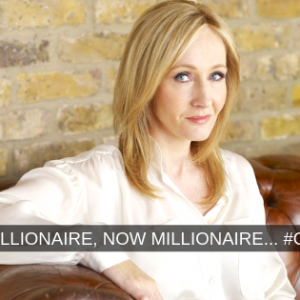 JK Rowling Charity Work- Billionaire became Millionaire Due to Donations