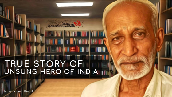 True Story Of Kalyanasundaram, 76 Yrs Old Librarian Who Donated Crores (2)