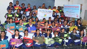Donating Education for Impoverished girls in india