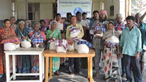 Leprosy Patients Food Donation