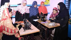 Muslim Women Machine Learning