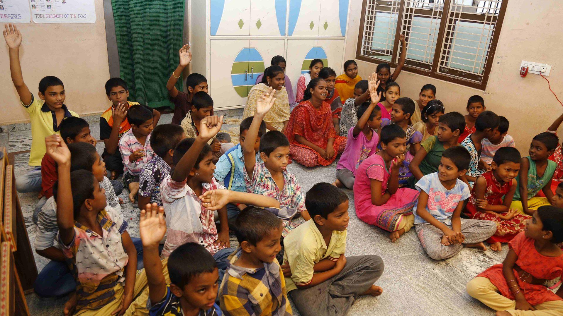 JoyHome Orphanage by SERUDS Kurnool
