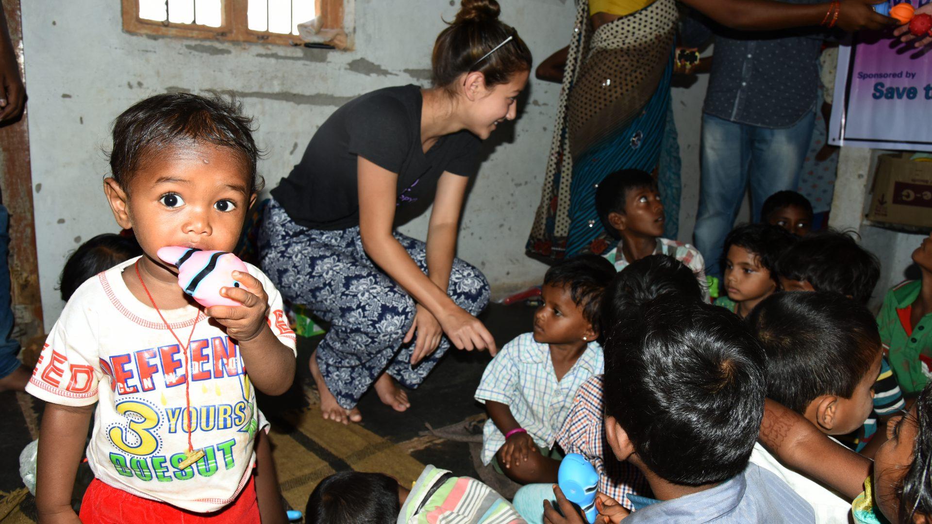 SERUDS Creche Program : Day Care Centers for Children