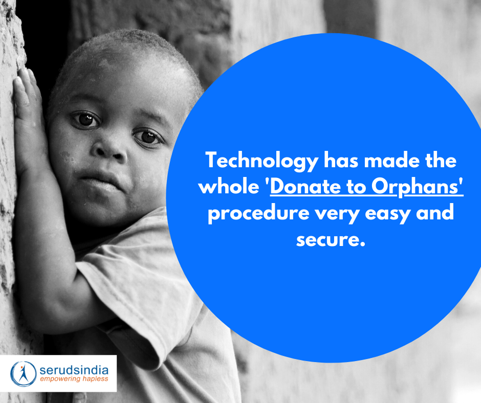 Technology has made the whole 'Donate to Orphans' procedure very easy and secure.