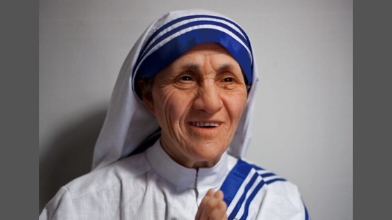 Best of Mother Teresa Quotes On Charity _ Top Sayings About Humanity