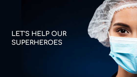 Donate to Coronavirus Helpers in India As a Token Of Thanks