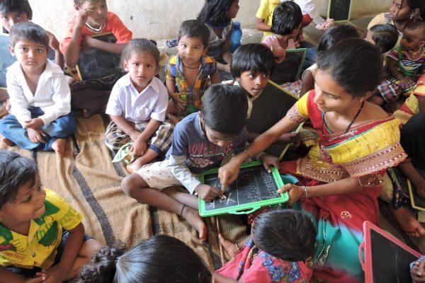 SERUDS Creche for poor children